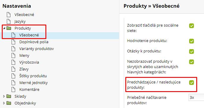 Aktivácia odkazov na produkty | Inteo.sk