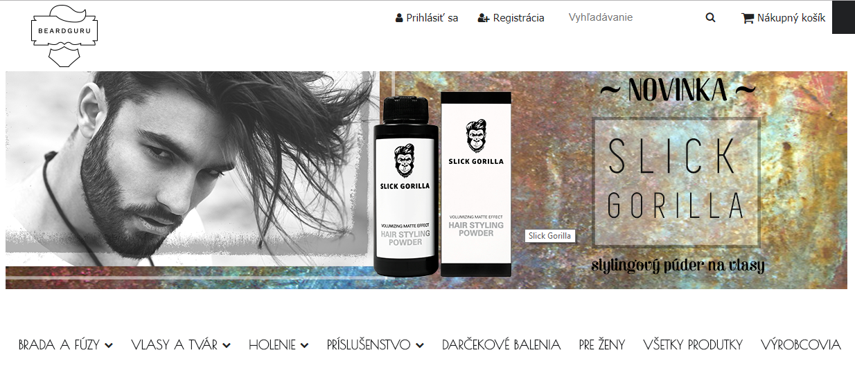 dynamický banner v e-shope a webstránke