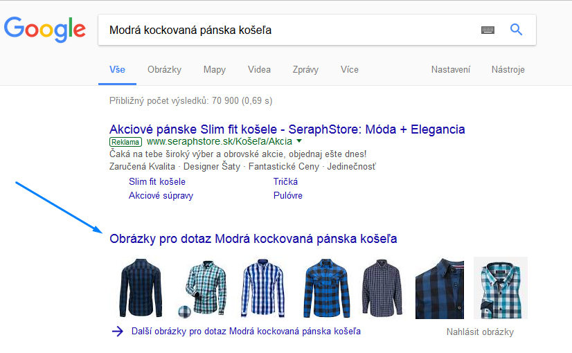 obrázky vo vyhľadávaní google