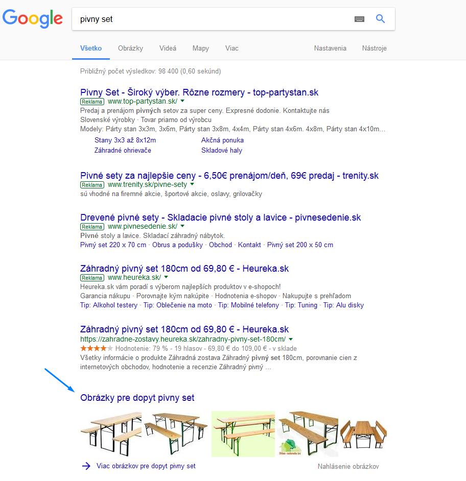 vyhľadávanie cez google obrázky