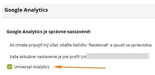 ako aktivovať export dát z e-shopu doEnhanced ecommerce