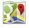 mapy z google maps
