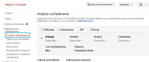Toolbar. Vytvorenie aktívnej web stránky prijateľnej pre tlačiareň.